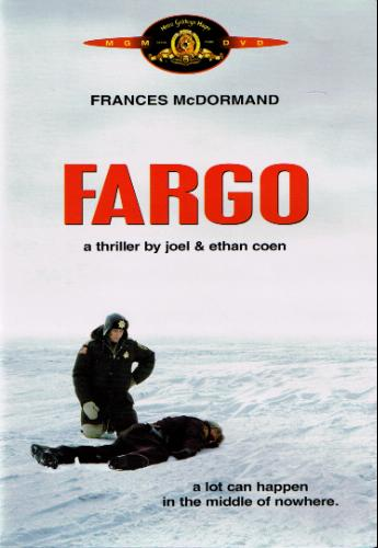 "I would definitely describe the Coen brothers as ""macabre and lyrical,"" wouldn't you? This is one of my favorite movies."
