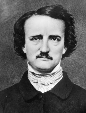 I've enjoyed the dark sensibilities of Edgar Allen Poe over the years.