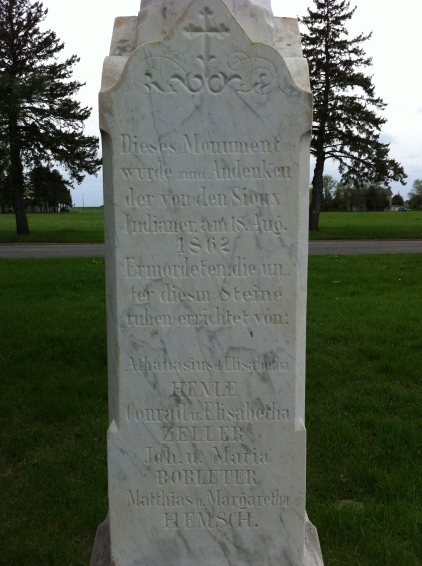"Can anyone translate this? The best I can do is ""This monument was ..."" and ""The dead who lie under this stone..."""
