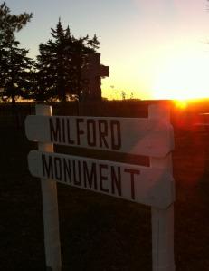milford 8