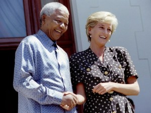 Two people who have left important legacies. Photo from Reuters.