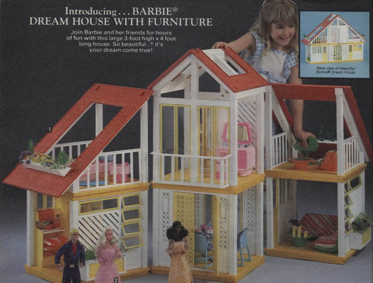 Throwback Thursday The Barbie Dream House If You Have