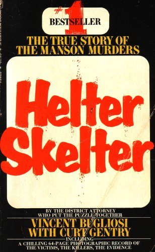 This is the edition of Helter Skelter that I have. Mine is quite worn with lots of dog-eared pages.