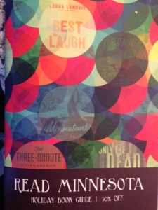 The University of Minnesota Press 2014 gift guide.