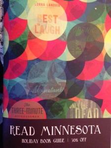 The University of Minnesota Press 2014 gift guide.