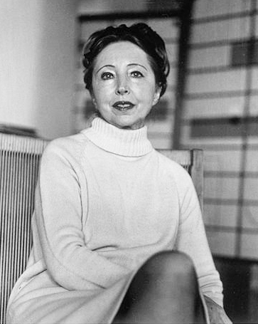 I stumbled upon Anais Nin's writings while I was in high school. Wow, did that ever help me shape the version of a woman I wanted to be. That version was a writer, a thinker, someone happy to be in love but in a mutually independent way.