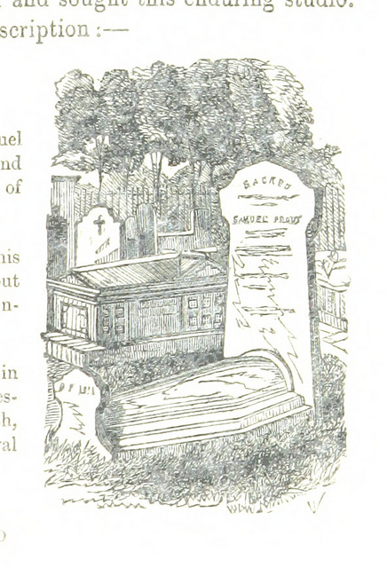 Norwood cemetery. Image taken from page 29 of 'Norwood Cemetery. A descriptive sketch' Author: GRINSTED, T. P.