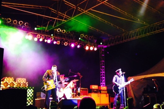 Cheap Trick, Mankato, Minn., Aug. 7, 2015.