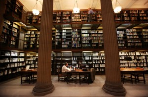 James J. Hill library in St. Paul. Photo by Renee Jones Schneider, Minneapolis Star Tribune.