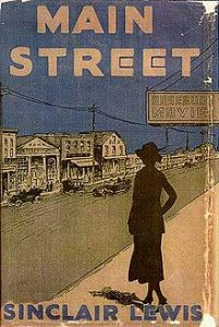 Is that Mankato's Broad Street on the cover?