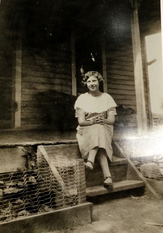 Grandma Hager_youth